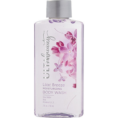 Travel Size Lilac Breeze Moisturizing Body Wash