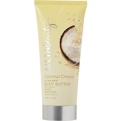 ULTACoconut Cream Ultra-Rich Body Butter