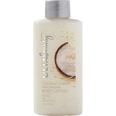 ULTA Travel Size Coconut Cream Moisturizing Body Lotion