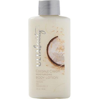 ULTATravel Size Coconut Cream Moisturizing Body Lotion