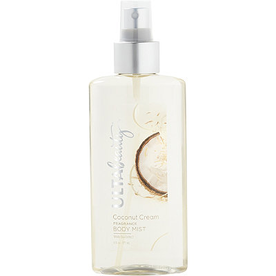 Coconut Cream Fragrance Body Mist