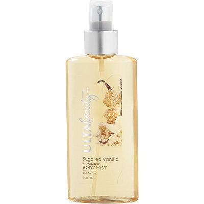 Sugared Vanilla Fragrance Body Mist