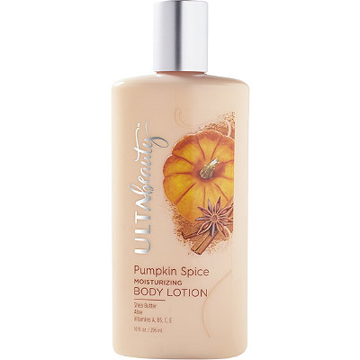 ULTA Fall Limited Edition Pumpkin Spice Moisturizing Body Lotion