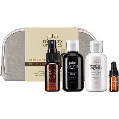 John Masters OrganicsPremium Essential Travel Kit For Dry Hair