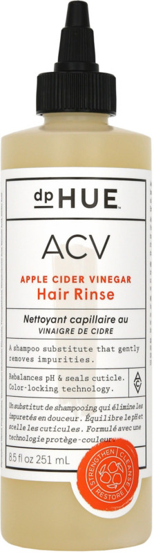 dpHUE Apple Cider Vinegar Rinse