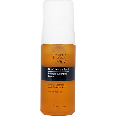 Hey Honey Online Only Don%27t Miss A Spot Propolis Cleansing Foam