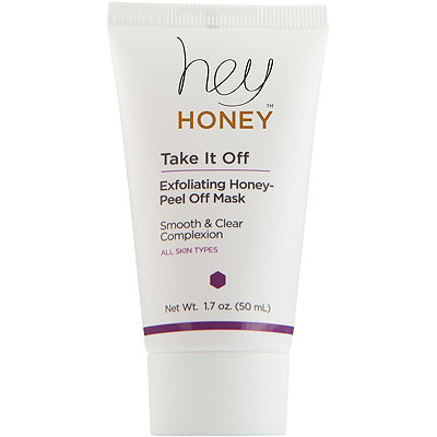 Hey Honey Online Only Take It Off Exfoliating Honey-Peel Off Mask