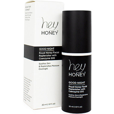 Hey Honey Online Only Good Night Royal Honey Gel-Facial Replenisher with Coenzyme Q10