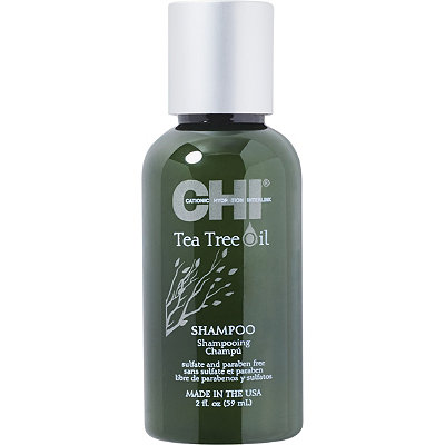 Travel Size Tea Tree Oil Shampoo