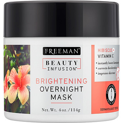 Beauty InfusionBrightening Overnight Mask with Hibiscus %2B Vitamin C