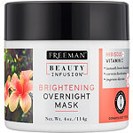 Brightening Overnight Mask with Hibiscus %2B Vitamin C