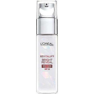 L'OréalRevitalift Bright Reveal SPF 30 Moisturizer