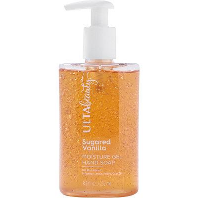 Sugared Vanilla Moisture Gel Hand Soap