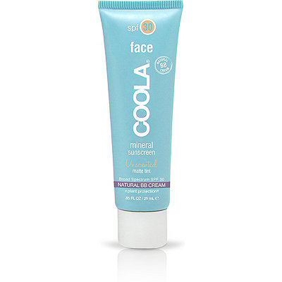 Coola FREE sample Mineral Face Sunscreen SPF 30 Unscented Matte Tint w%2Fany %2436 Coola purchase