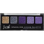 Online Only Sparkling Cream Eyeshadow Palette