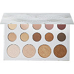 Carli Bybel 14 Color Eyeshadow %26 Highlighter Palette
