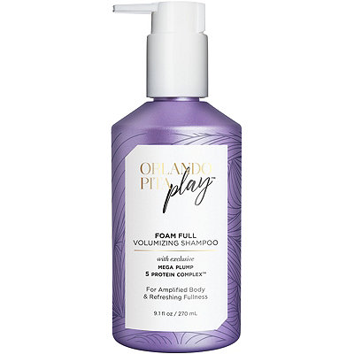 Orlando Pita Play Foam Full Volumizing Shampoo