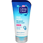 Deep Action 60 Second Oil Free Shower Mask