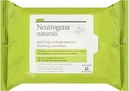 Naturals Purifying Makeup Remover Cleansing Towelettes by Neutrogena #3