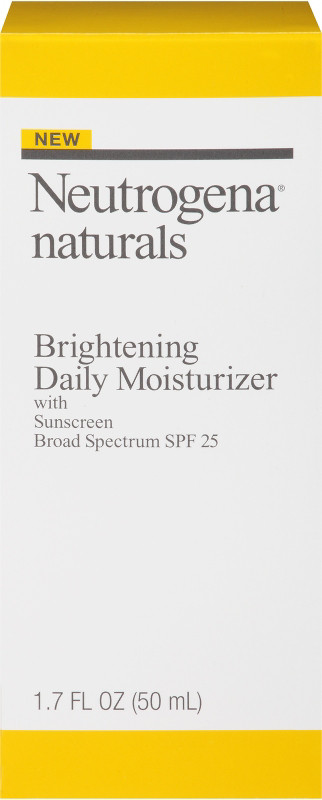 Naturals Brightening Daily Moisturizer | Ulta Beauty