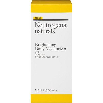 NeutrogenaNaturals Brightening Daily Moisturizer