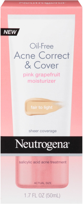 Oil Free Acne Correct & Cover | Ulta Beauty