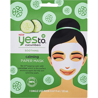 Cucumbers Soothing Calming Sheet Mask