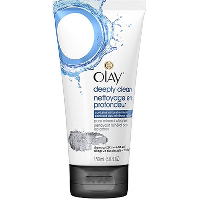 Olay Deeply Clean Pore Mineral Cleanser