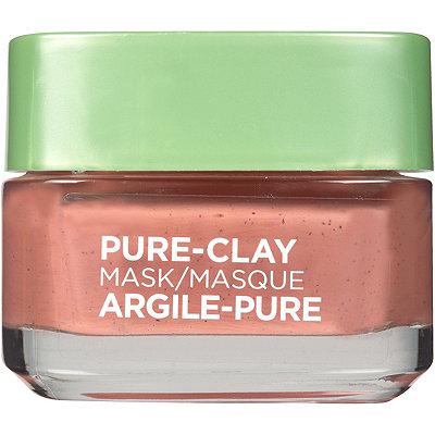 L'OréalExfoliate %26 Refine Clay Mask