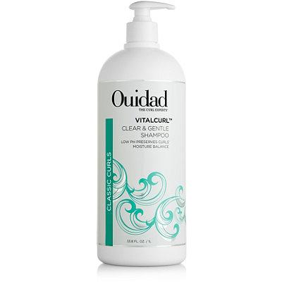 OuidadVitalCurl Clear %26 Gentle Shampoo