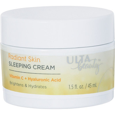 ULTA Radiant Skin Sleeping Cream