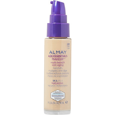 Almay Age Essentials Foundation Makeup
