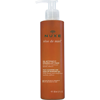 NuxeOnline Only R%C3%AAve De Miel Facial Cleansing and Make-up Remover Gel