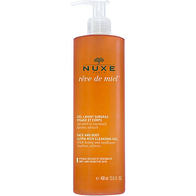 Nuxe Online Only R%C3%AAve De Miel Face and Body Ultra-Rich Cleansing Gel