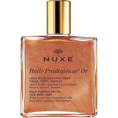 Nuxe Online Only Huile Prodigieuse Multi-Purpose Shimmer Dry Oil