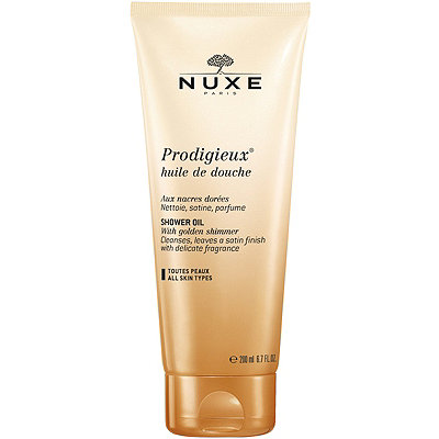 Nuxe Online Only Prodigieux Shower Oil