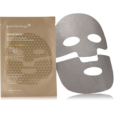 PatchologyOnline Only SmartMud No Mess Mud Masque Sheet Mask
