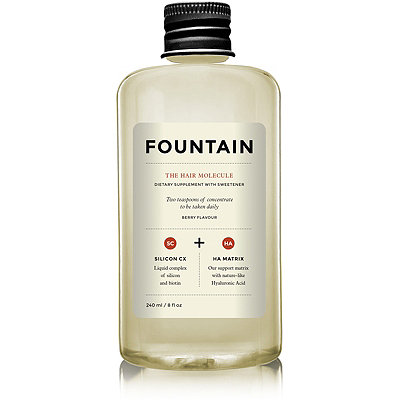 Fountain The Hair Molecule