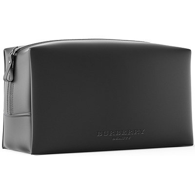 BurberryFREE Burberry Men's Black Pouch w/ any large spray Burberry Men's Collection purchase