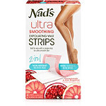 Exfoliating Hair Removal Strips