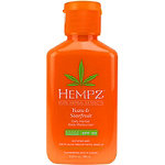 Hempz Travel Size Yuzu & Starfruit Daily Herbal Body Moisturizer Broad Spectrum SPF 30
