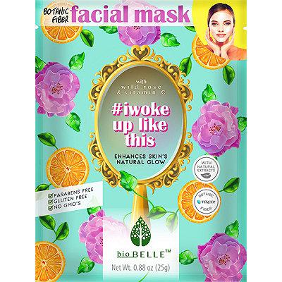 BiobelleOnline Only %23IWokeUpLikeThis Sheet Mask