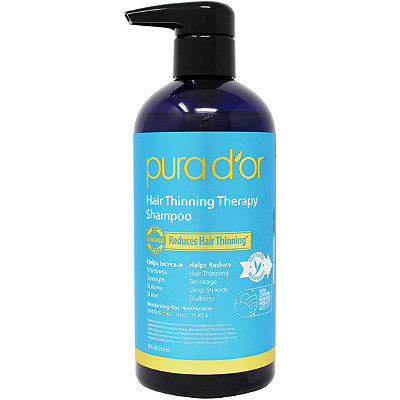 Pura d'or Online Only Hair Loss Prevention Shampoo