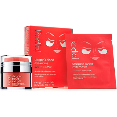 Rodial Online Only Dragon%27s Blood Eye Gel and Eye Masks Kit