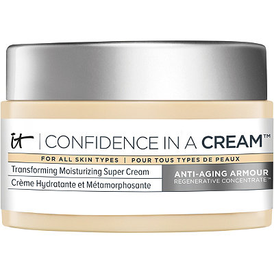 It Cosmetics Travel Size Confidence in a Cream Transforming Moisturizing Super Cream