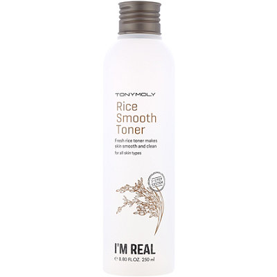 Tony Moly I%27m Real Rice Smooth Toner