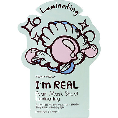 I'm Real Pearl Luminating Sheet Mask