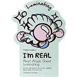 I%27m Real Pearl Luminating Sheet Mask