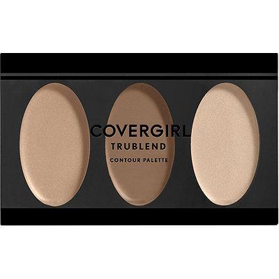 CoverGirlTruBlend Contour Palette