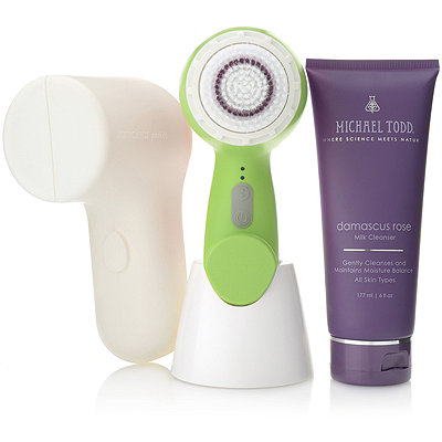 Michael Todd BeautyOnline Only Soniclear Petite Deluxe Lime Love-Green